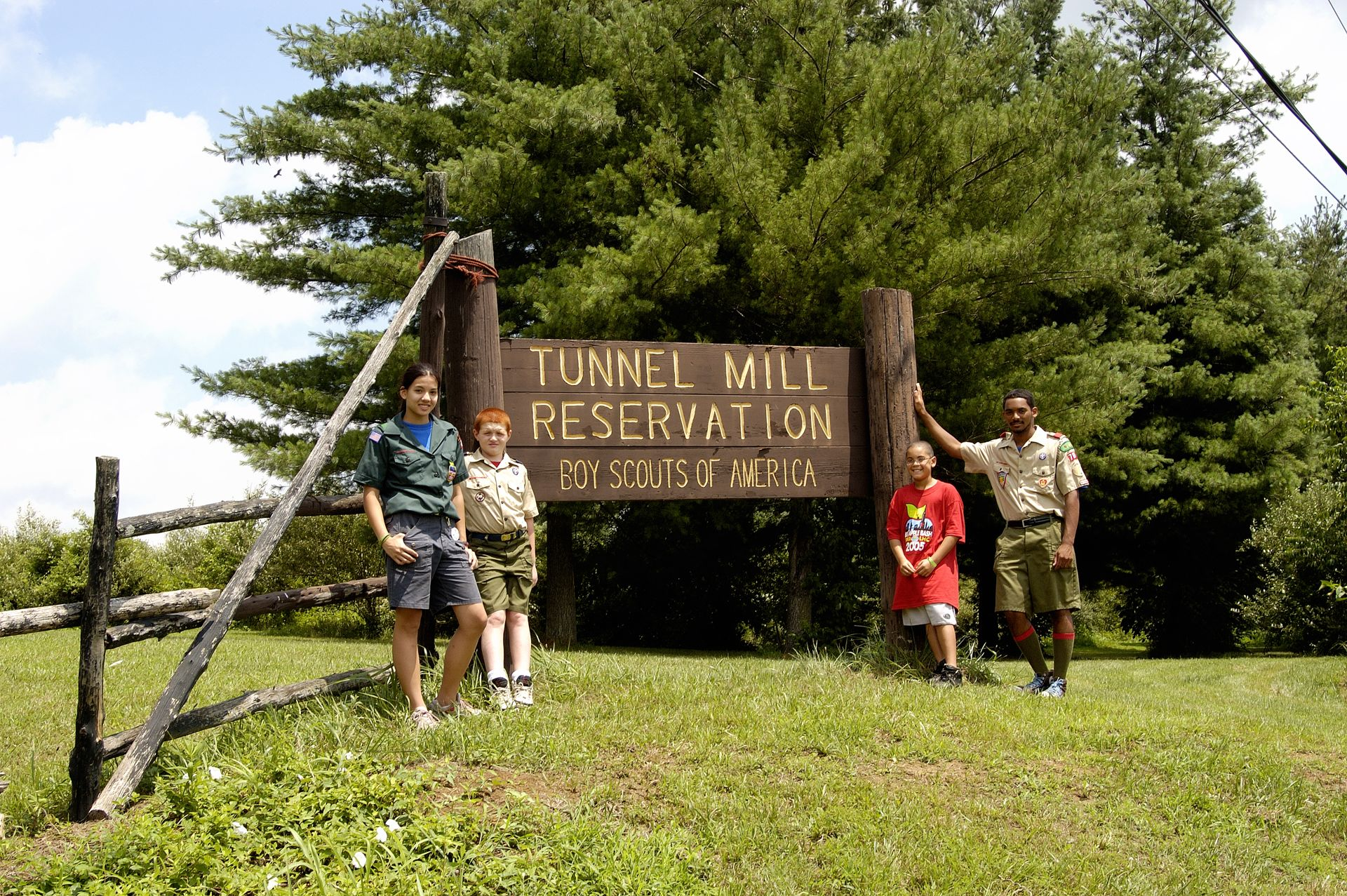 Tunnel Mill Scout Reservation image