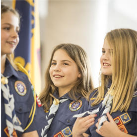 Find A Scouting Unit <span>Near You</span> image