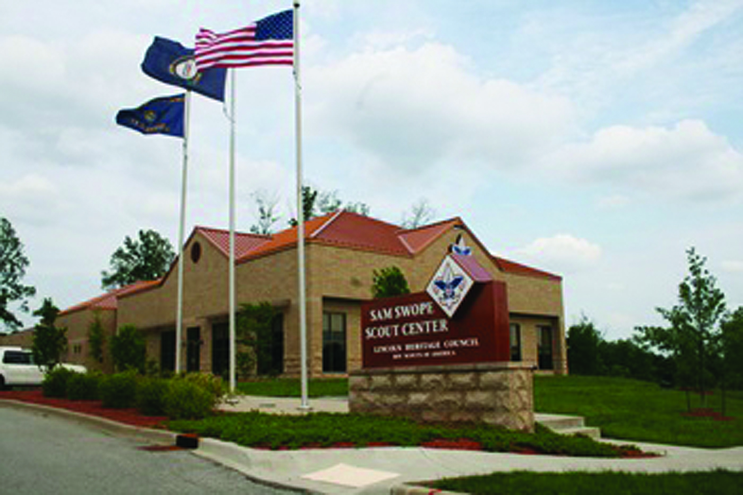 Sam Swope Scout Center image