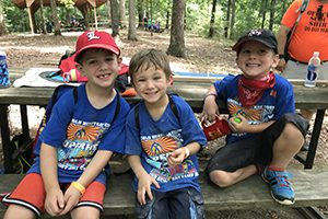 Lincoln Heritage Council | Cub & Webelos Resident Camp - Boy