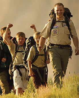 Family Scouting <span>Begin The Adventure</span> image