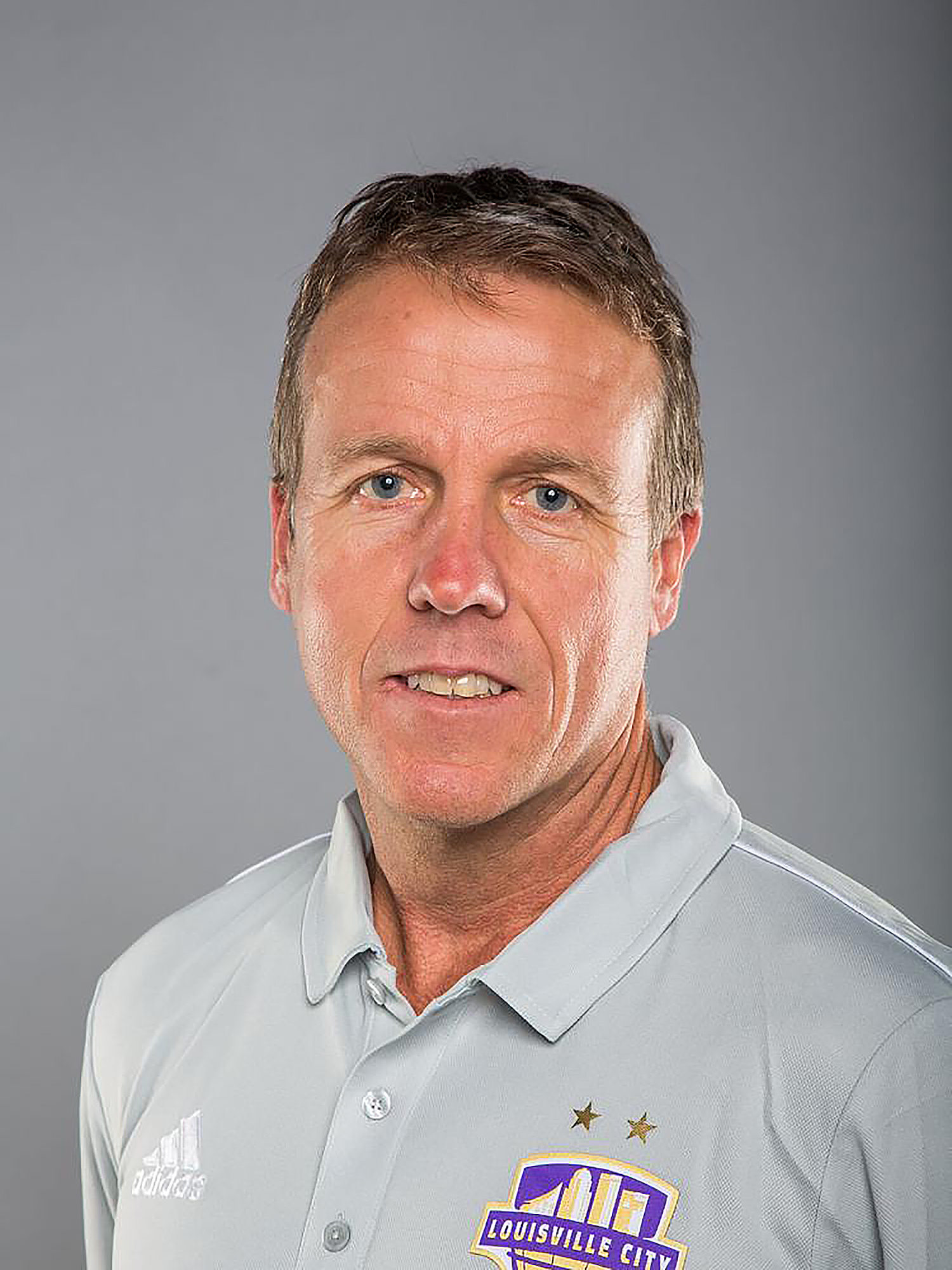 Louisville City FC Head Coach John Hackworth image