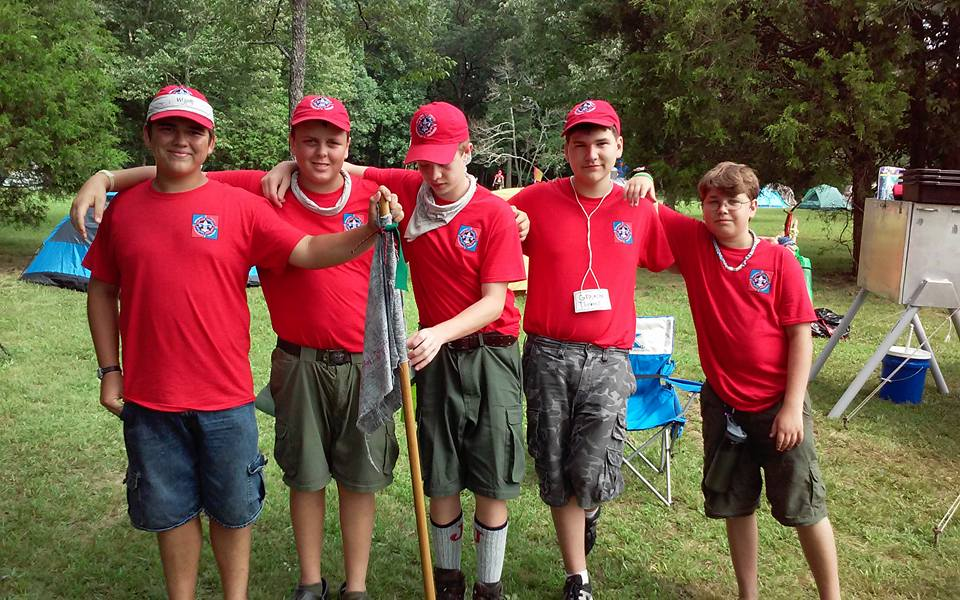Friends of Scouting image