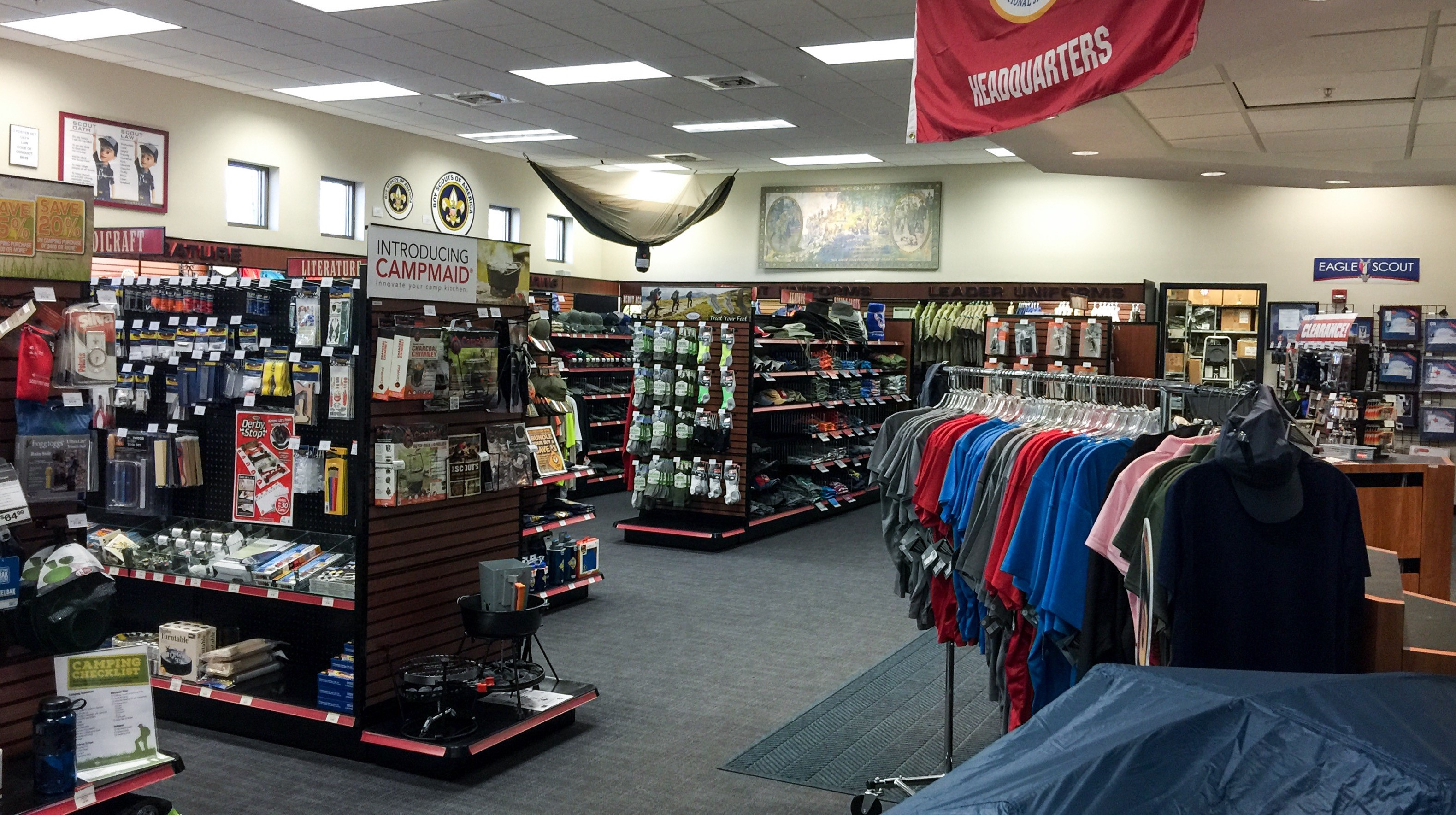 Scout Shops image