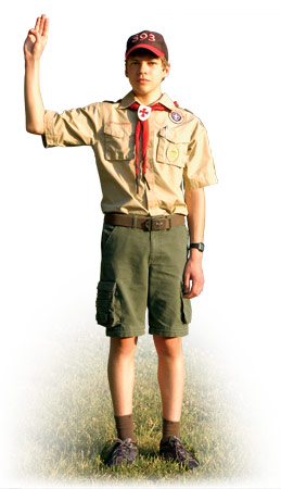 lincoln heritage council webelos to scout transition boy scouts